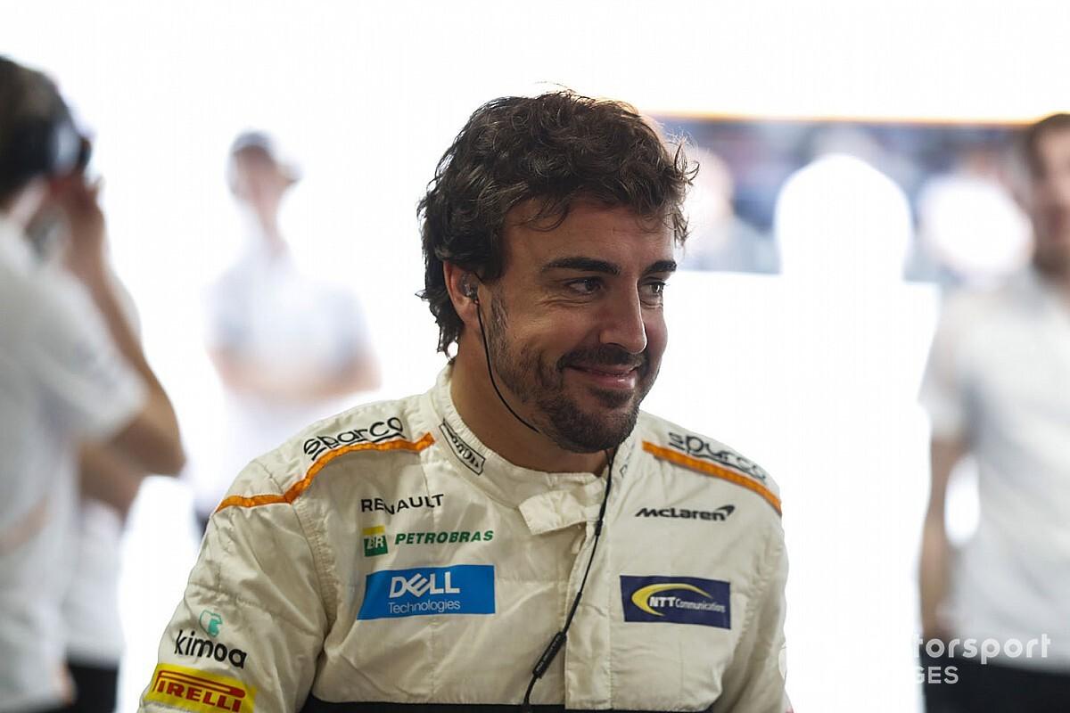 Alonso, sezonu