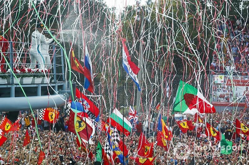 Diaporama - Les victoires et les podiums de 2018 en F1