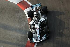 Hamilton presse Mercedes pour le développement 2019