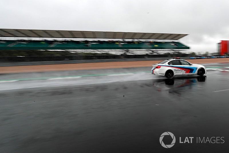 FIM: Mart'tan bu yana Silverstone'un yüzeyi kötüleşti