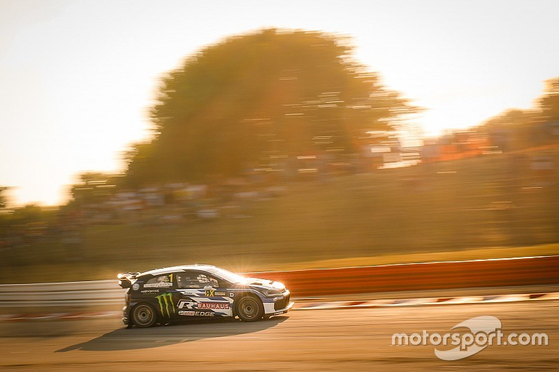 France World RX: Kristoffersson heads Ekstrom after Saturday