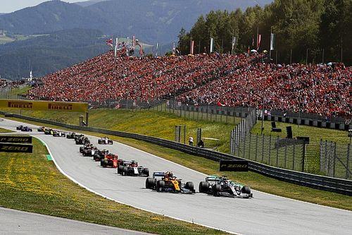 Areny inauguracji sezonu Formuły 1
