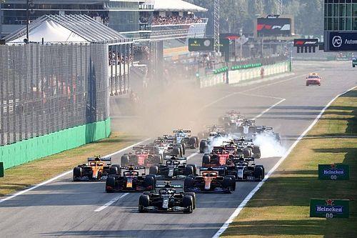 F1 niet van plan om sprintrace op te nemen in vaste GP-format