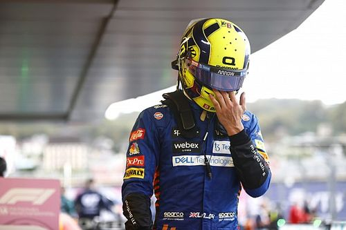 Lando Norris Merasa Hancur Gagal Menangi F1 GP Rusia
