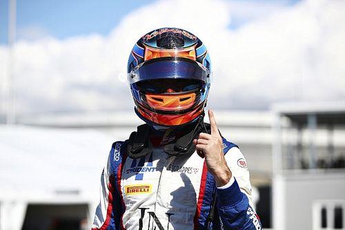 F3ソチ予選:ノバラク最速タイムも抹消、逆転チャンピオン目指すドゥーハンPP。岩佐歩夢は18番手