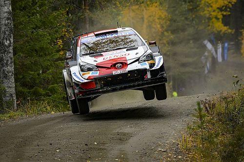 Победа в Финляндии сохранила Эвансу шансы на титул в WRC