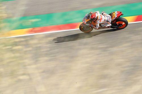 Marquez: I crash every time I try to ride Honda MotoGP bike like I want