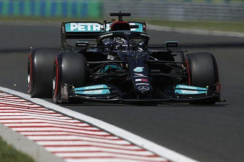 Hamilton supera a Verstappen para liderar la FP3 de Hungría