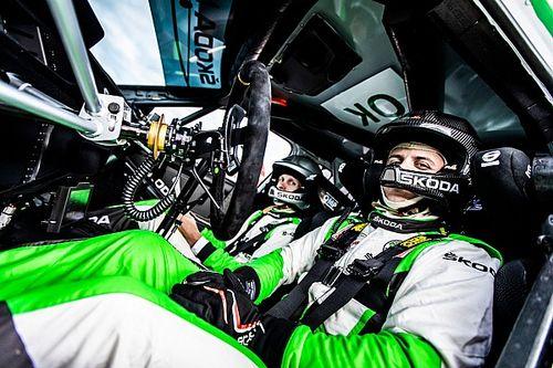 Stritesky zadebiutuje w WRC
