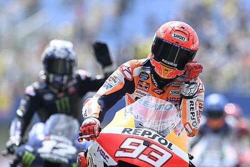 Le retour de Márquez n'a pas stoppé la multiplication des vainqueurs