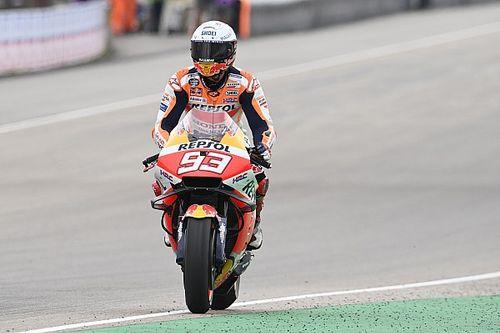 """MotoGP: Márquez diz que foi """"muito difícil"""" esquecer más lembranças da lesão"""