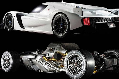 Toyota GR Super Sport to be more powerful than Le Mans racer
