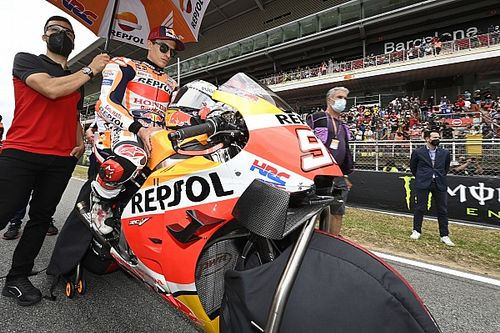 ホンダがこのまま終わるわけがない! 王者マルケス「シーズン終わりまでに表彰台に立つ」