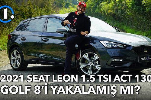 2021 SEAT Leon 1.5 TSI ACT 130 HP FR | Neden Almalı?