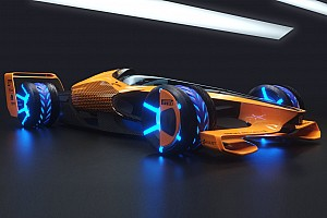 Galeri: McLaren'ın 2050 Grand Prix konsepti