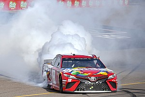 Fontana offers Kyle Busch best chance at NASCAR win No. 200
