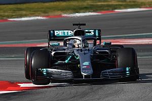 Mercedes: in 4 giorni di test percorsa (quasi) la distanza di mezza stagione di F1!