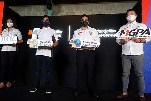 ITDC Luncurkan Logo Resmi Mandalika GP Series dan Mandalika Experience