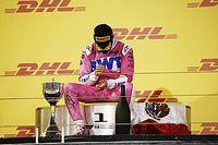 """Perez Max Verstappenről: """"Az egyik leggyorsabb pilóta a rajtrácson!"""""""