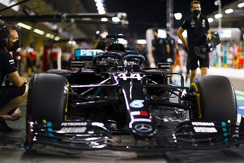 """Nouvelles règles : Mercedes face à un """"formidable défi"""""""