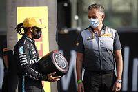 A Pirelli elmondta, mennyivel lesznek lassabbak a 2021-es gumik...