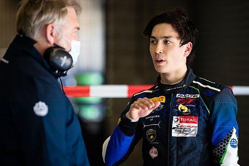 Williams yedek pilotu Aitken, sürüş becerilerini geliştirmek için GT'ye geçiyor
