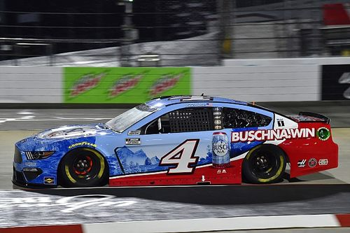 "Kevin Harvick ""scratching and clawing"" for every point in 2021"