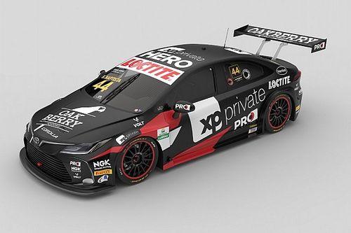 Stock Car: Bruno Baptista terá nova pintura para temporada 2021