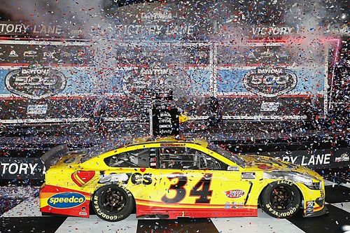 "Daytona 500 win ""means everything"" for Front Row Motorsports"