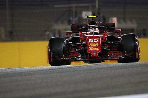 """Sainz: """"Timido in partenza, ma soddisfatto del passo gara"""""""