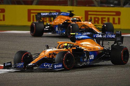 McLaren: Elke race tegen topteams strijden 'niet realistisch'