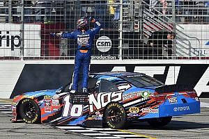 NASCAR XFINITY Race report Kyle Busch takes NASCAR Xfinity win at Atlanta