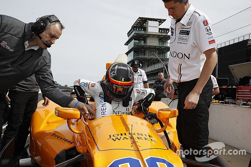 Alonso cleared to race in Indy 500 after completing ROP
