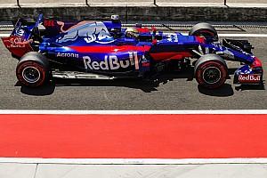 Forma-1 BRÉKING Eszméletlenül komoly F1-es Toro Rosso-Honda festés