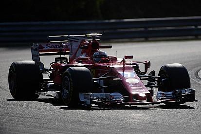 Formula 1 Dati record: superati i 2.700 kg di carico nella sfida Mercedes - Ferrari