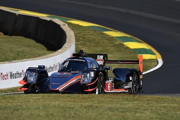 Montoya pone a Penske en el primer sitio en Petit Le Mans.