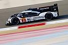 Bahrain WEC: Porsche leads first practice for title decider