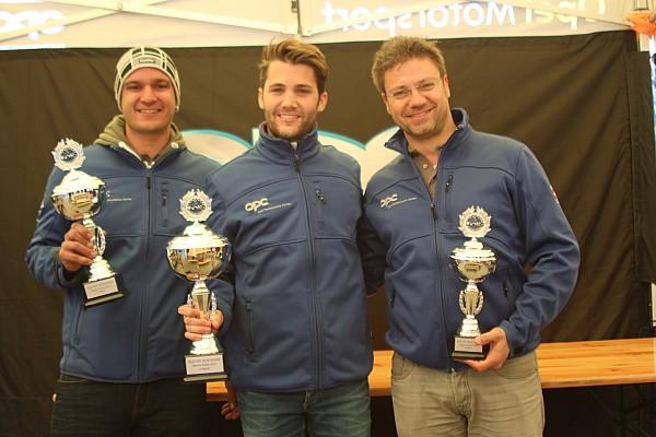 Kilchenmann fa il bis in Ticino e si laurea campione OPC 2017