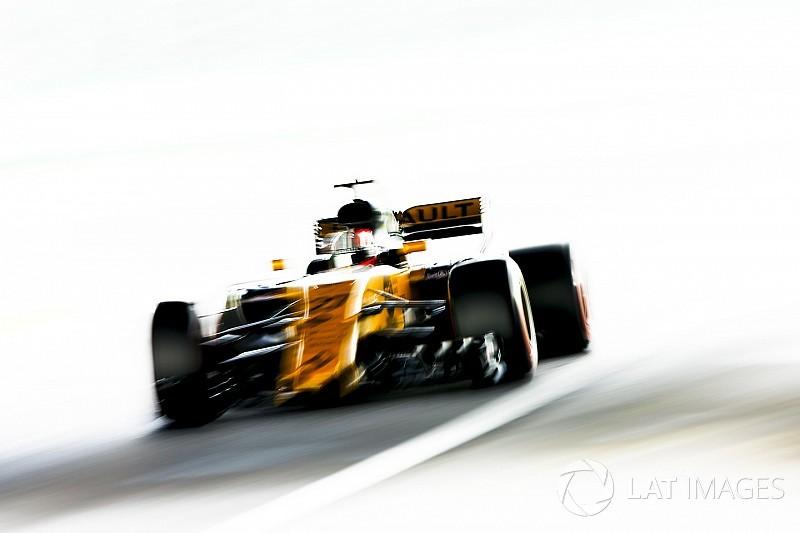 Renault, entre frustration de Hülkenberg et adieux de Palmer