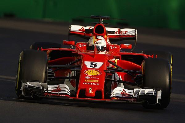 Формула 1 Новость Феттель решил не обращать внимания на скорость Mercedes в квалификации