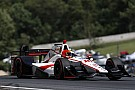 "IndyCar Gutierrez learns in ""crazy race"" at Road America"