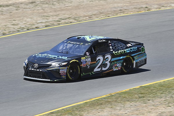 NASCAR Euro Special feature Alon Day on Sonoma Cup debut: 'We did our best and got better'