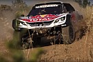 Dakar Peugeot unveils new 3008DKR Maxi for Dakar 2018