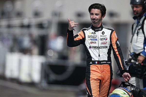 Eurocup Spa: Aubry menangi Race 2, Presley finis P19