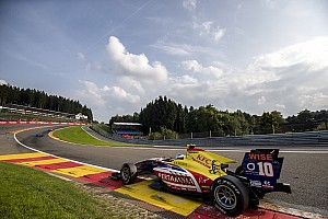 GP3 Race report Spa GP3: Alesi takes third straight sprint race win