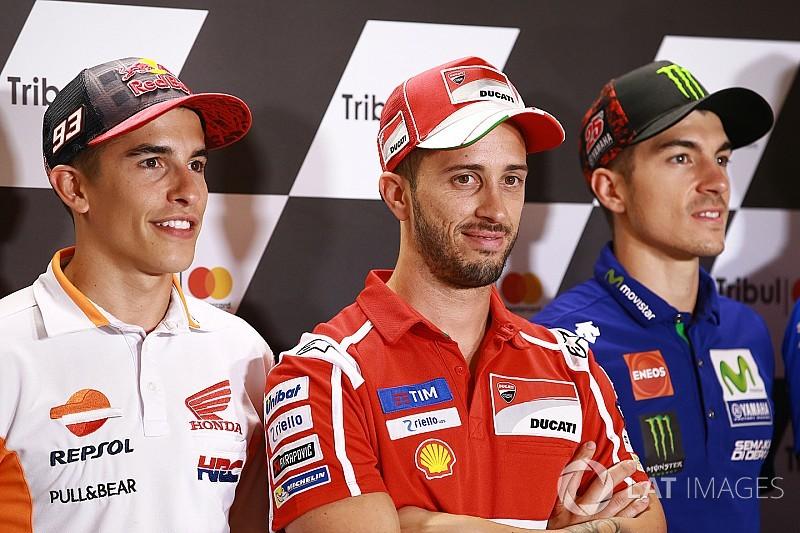Pontegyenlőség a bajnoki verseny élén: Marquez & Dovi