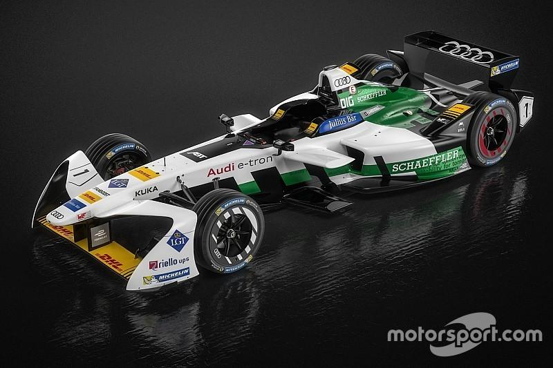 آودي تكشف أوّل سيارة ضمن فريقها المصنعي في الفورمولا إي