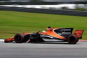Формула 1 Новость В McLaren остались довольны работой обновлений