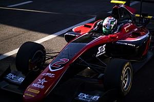 GP3 Reporte de calificación Fukuzumi supera a Aitken y Russell y se lleva la pole de GP3 en Jerez