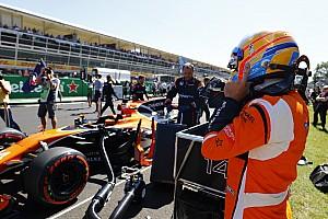 F1 Noticias de última hora Alonso da la bienvenida a un final de año positivo para McLaren
